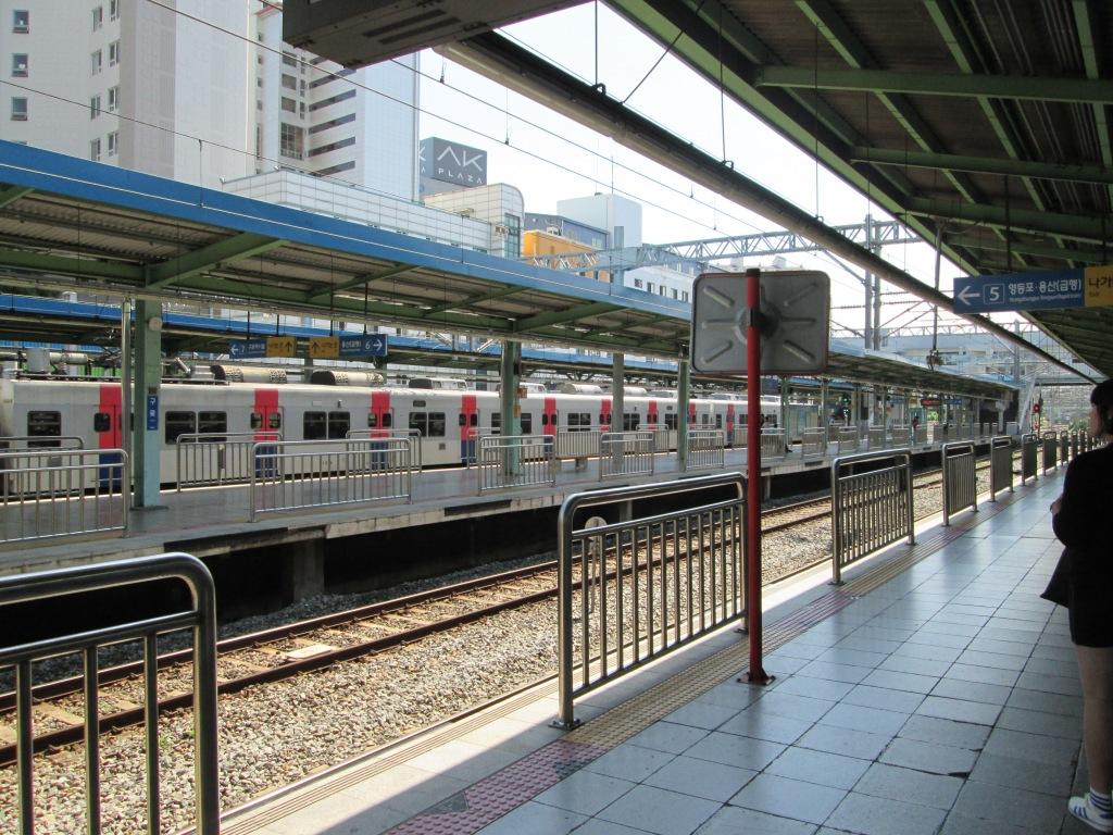 Seoul train/subway