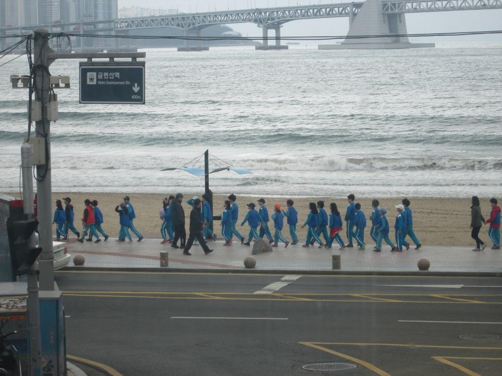 Nice school walk